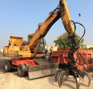 material handling used Tabarelli T315